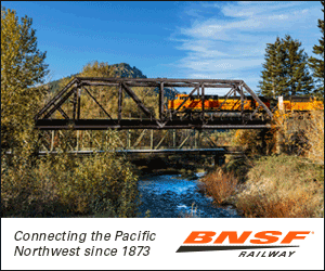 BNSF serving Sandpoint and the Northwest