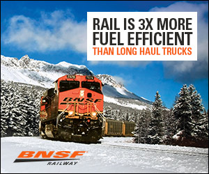 Burlington Northern Santa Fe long haul