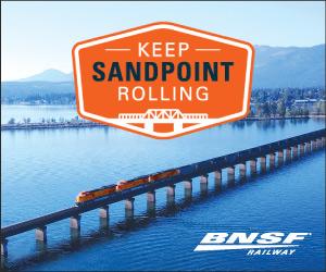 BNSF Sandpoint
