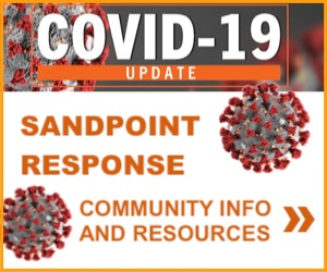 Sandpoint Idaho COVID-19 resources