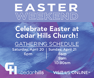 Cedar Hills Church invites all to celebrate Easter