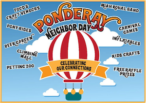 Sandpoint Reader Events - Ponderay Neighbor Days 2018