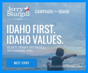 Jerry Sturgill for U.S. Senate, Idaho