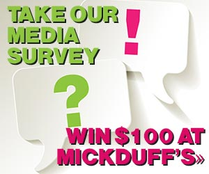 2018 Sandpoint-area media survey