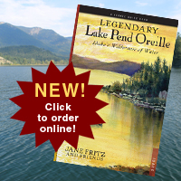Legendary Lake Pend Oreille: Wilderness of Water