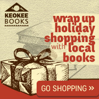 Wrap up holiday shopping with local books from Keokee Books