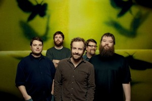Trampled by Turtles. Photo by Zoran Orlic.