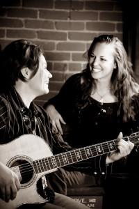 Niccole Blaze and Mo Kelly are all smiles as usual. Photo courtesy of Blaze & Kelly.