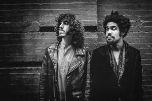 Chris St. Hillaire (left) and Tash Neal (right) of the London Souls. Courtesy photo.