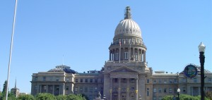 The state Capitol building in Boise. Courtesy of Creative Commons.