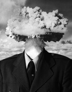A splitting headache.