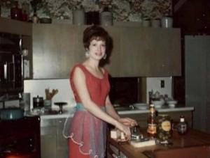 Grace Painter, circa 1970.