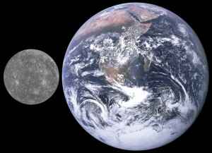 Mercury vs. Earth: the bloodletting.