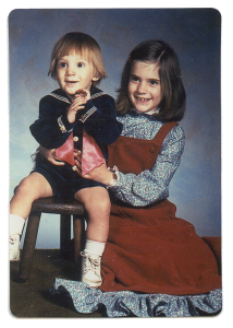 Catherine (right) and Matthew (left), the children of Rita and Doug Swan. Matthew passed away after emergency brain surgery. Courtesy photo.