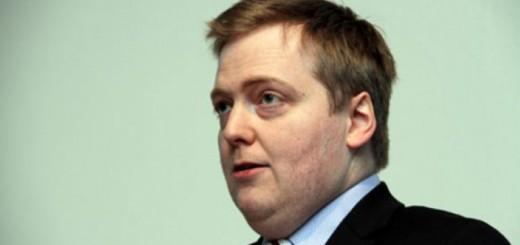 Iceland's former Prime Minister Sigmundur David Gunnlaugsson. CC photo.