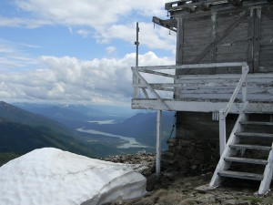 From the lookout on Star Peak. Courtesy photo.