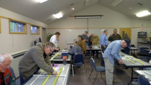 Members of the Bonner County Amateur Radio Club. Photo courtesy of Eric Anderson.
