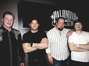 Devon Wade Band.