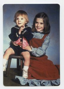 Catherine (right) and Matthew (left), the children of Rita and Doug Swan. Matthew passed away after emergency brain surgery. Rita Swan is now president of Children's Healthcare Is A Legal Duty, which advocates for the overturning of exemptions to faith healing. Courtesy photo.