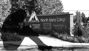 The alleged rape took place off campus at North Idaho College on Nov. 16, 2013. Photo by Zach Hagadone.