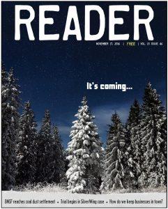 November 17, cover art