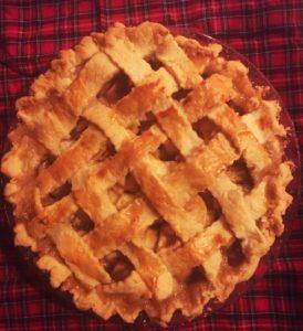 Mmmmm…. pie.