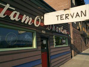 The Tam O'Shanter bar on Cedar Street in Sandpoint. Courtesy photo.