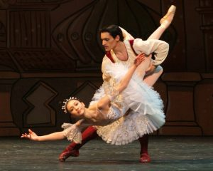 "Eugene Ballet's ""The Nutcracker"" will play at the Panida Theater on Monday, Dec. 12. Courtesy photo."