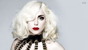 Lady Gaga. Courtesy image.