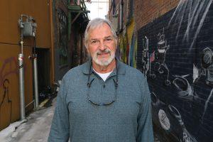 Ed Karasek. Photo by Ben Olson.