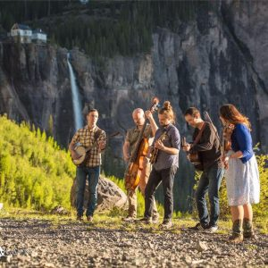 Yonder Mountain String Band plays The Hive next week, and they're bringing new songs with them. Courtesy photo