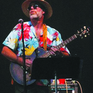 Neighbor John Kelley will be performing with his Atomic Blues Band at Di Luna's Café on Sat. April 22. Courtesy photo.
