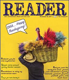 Sandpoint Reader - November 22, 2017