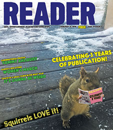 Sandpoint Reader January 25, 2018