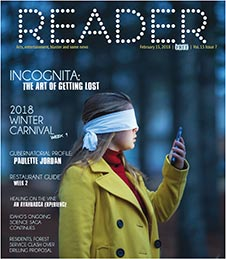 Reader, Wintercarnival
