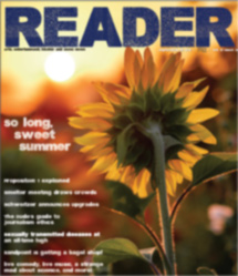 Reader Cover Sept 20 , 2018